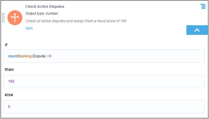 Check Active Disputes